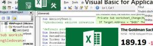 Backtestování v Excelu (VBA) – III.